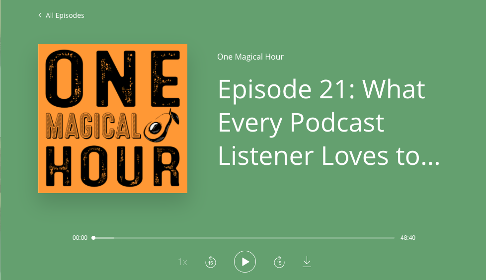 One Magical Hour Episode 21